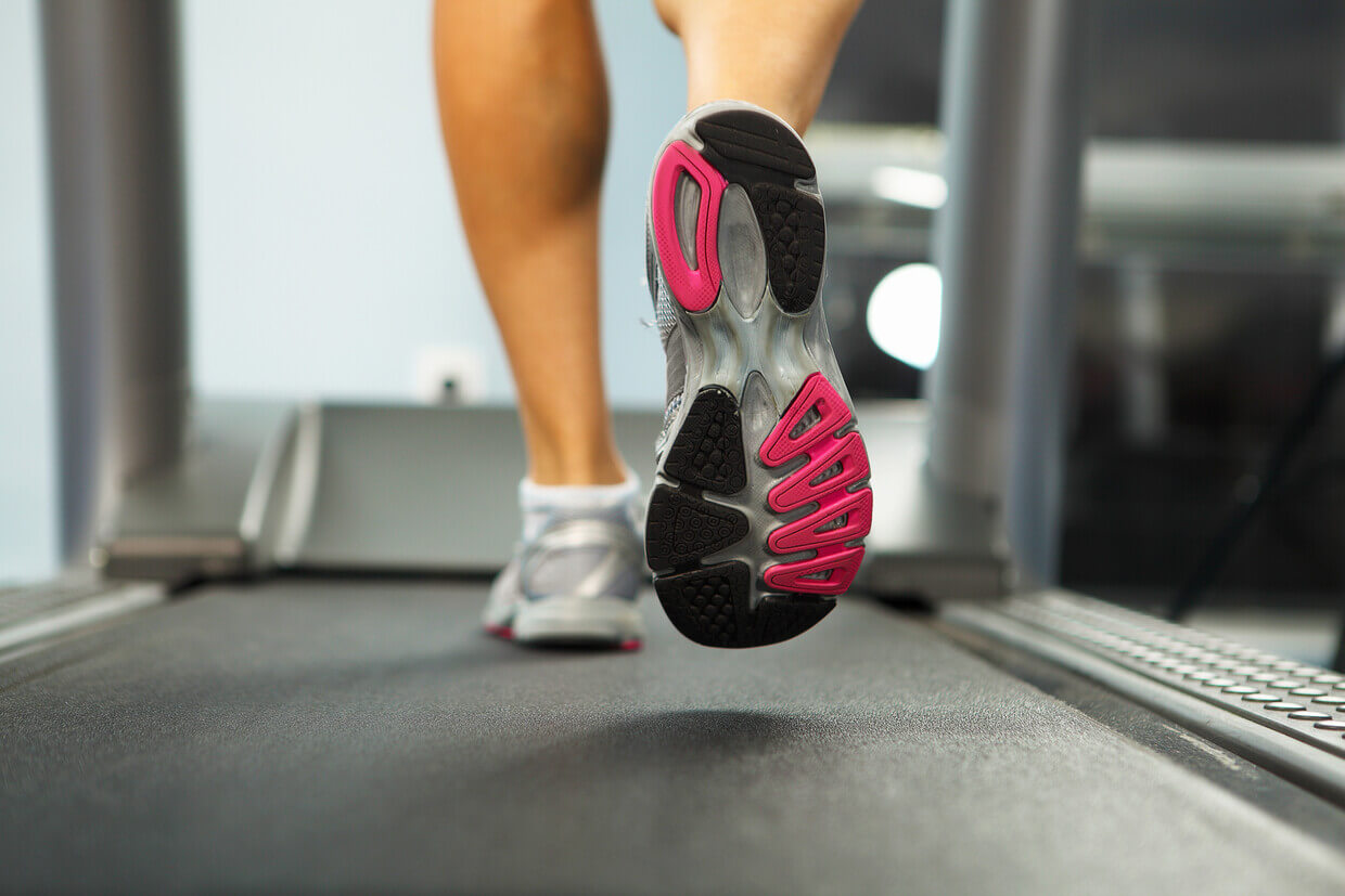 Quiet Treadmill to Train at Home
